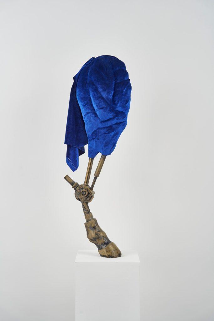Mustang (Artificial leg) _hind leg