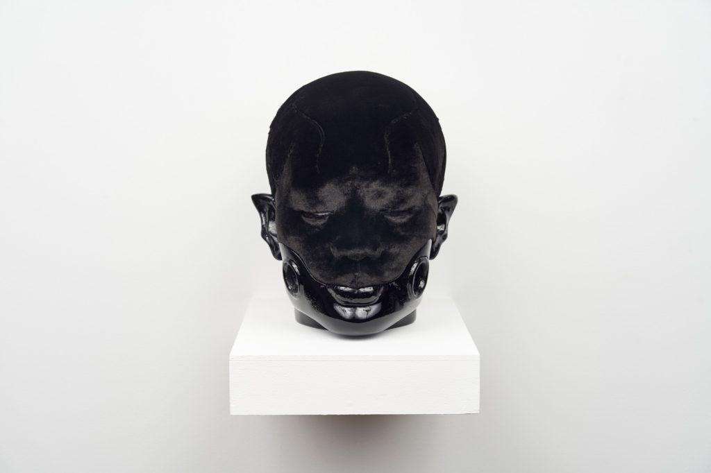 Black modification head_EVE