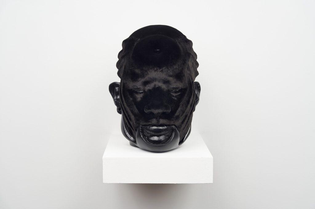 Black modification head_ADAM